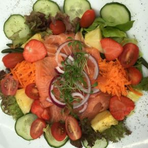 Salade arrangement