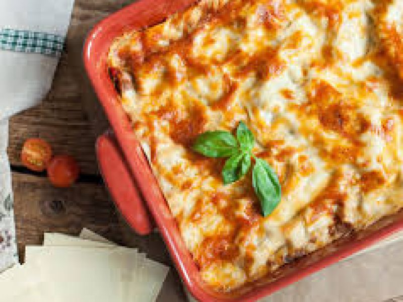 Lasagne arrangement